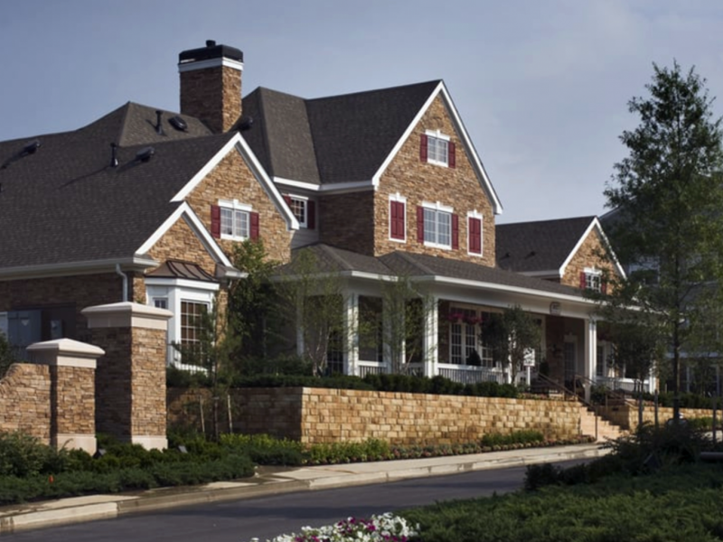 This image shows the beautiful establishments of TGM Odenton Apartments in Odenton, MD